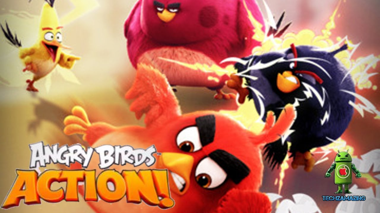Angry Birds Action for Windows 10 PC
