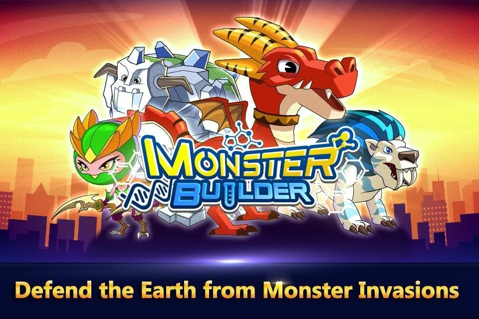 Monster Builder for Windows 10 PC Download