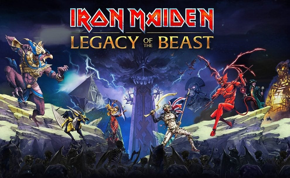 Iron Maiden: Legacy of the Beast for Windows 10 PC