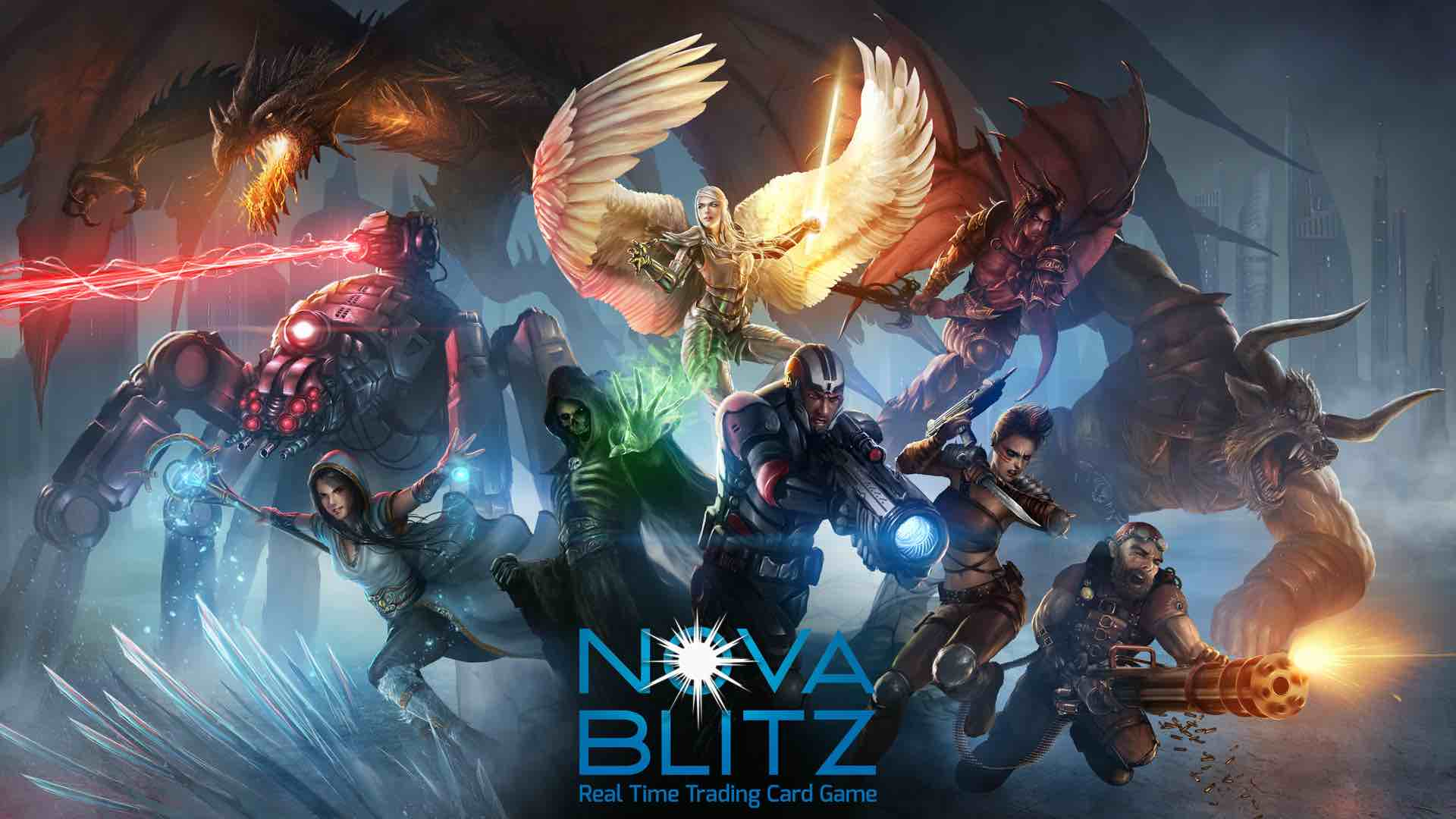 Nova Blitz for Windows 10 PC Download