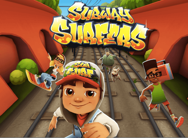 Subway Surfers for Windows 10