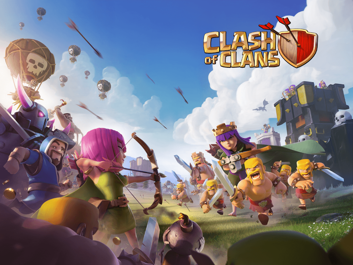 Clash of Clans for Windows 10 Mobile